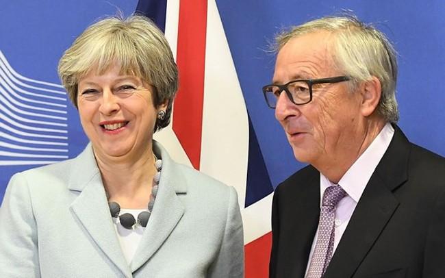 Anh-EU chính thức đạt được thoả thuận Brexit