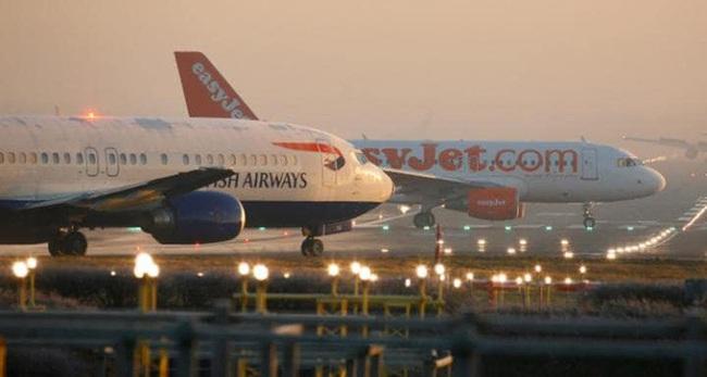 Không chỉ ở châu Á, các hãng hàng không truyền thống như British Airways cũng đang chịu cảnh lép vế tại Âu, Mỹ