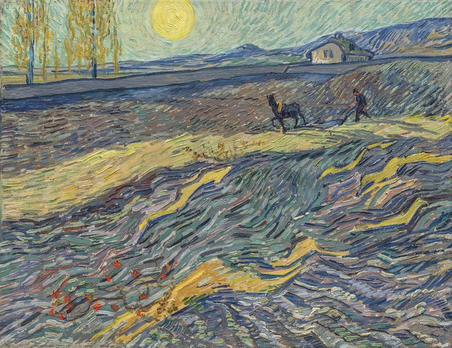 Bức tranh vẽ trong nhà thương điên của Van Gogh được bán với giá 81 triệu USD