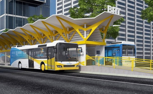 TP HCM dừng xây dựng tuyến BRT 144 triệu USD