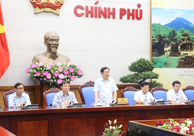 Phó Thủ tướng chỉ đạo dứt khoát đảm bảo lạm phát dưới 4%