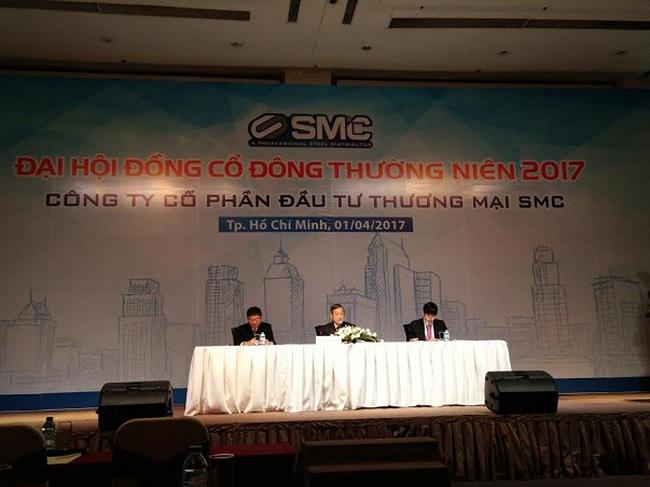 Chủ tịch SMC nhận định thị trường BĐS năm 2017 u ám, quý 1 lãi 105 tỷ
