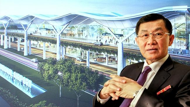 Hé lộ cuộc đua của tỷ phú Johnathan Hạnh Nguyễn vào dự án mở rộng sân bay