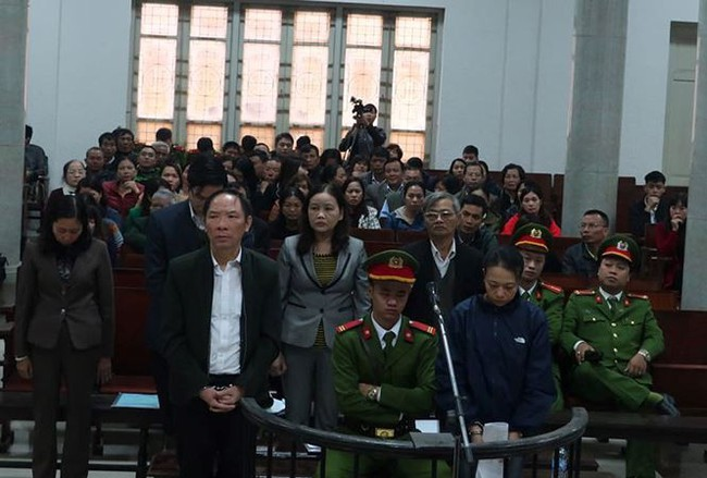 Đang xét xử nguyên Phó giám đốc Sở Nông nghiệp Hà Nội