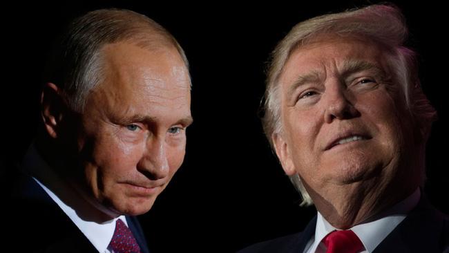 Ông Trump dự kiến gặp Tổng thống Putin vào tháng 7