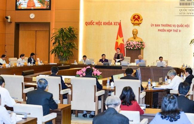 Uỷ ban Thường vụ Quốc hội chuẩn bị tổ chức chất vấn