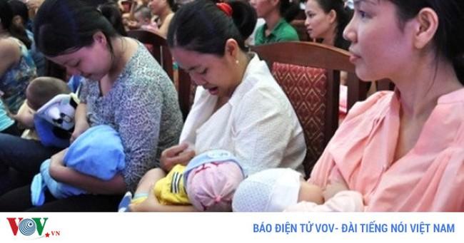 Tăng mức trợ cấp thai sản từ 1/7