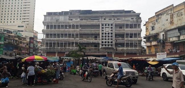 """Tiểu thương chợ An Đông """"kêu cứu"""" Bí thư Nguyễn Thiện Nhân về """"tung tích"""" khoản tiền 217 tỷ đồng"""