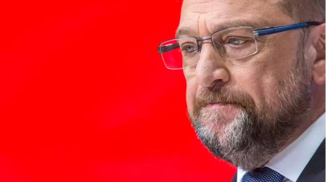 Chân dung Martin Schulz - Từ người bán sách và không có bằng đại học đến đối thủ của bà Angela Merkel
