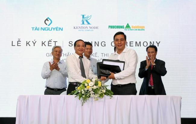 Phục Hưng Holdings trúng gói thầu 1.300 tỷ đồng, xây dự án cao ốc 9 tòa tháp
