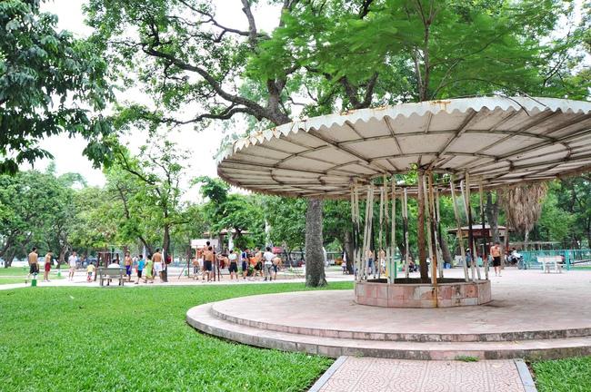 Yêu cầu Hà Nội quy hoạch thêm công viên, bãi để xe