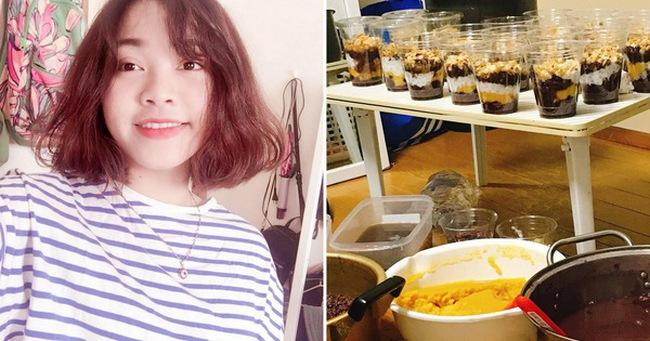 Du học sinh Việt bươn chải tại Nhật: Học bài bên nồi chè, mỗi ngày bán hơn 150 suất