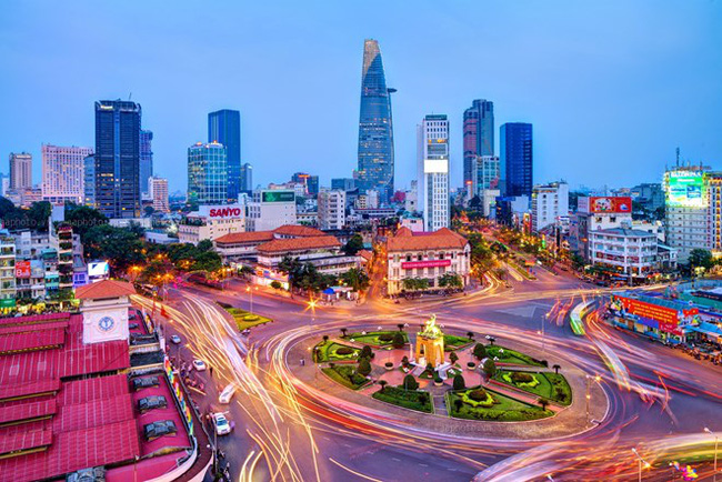 TP.HCM, Hà Nội lọt top những thành phố dẫn đầu trong việc định hình cho tương lai