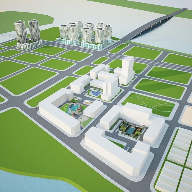 Đầu tư dự án BĐS 400 triệu USD tại Thủ Thiêm
