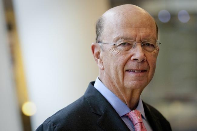 """""""Vua phá sản"""" Wilbur Ross trở thành Bộ trưởng thương mại Mỹ"""