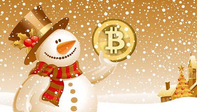 Giáng sinh không yên ả với Bitcoin?