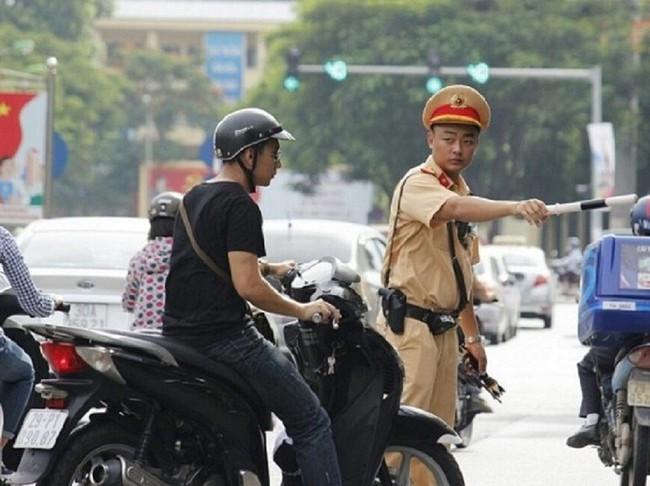 Hàng loạt hành vi bị nghiêm cấm đối với công an