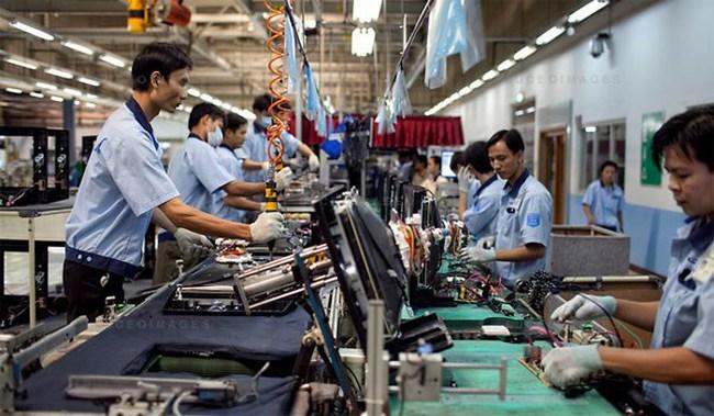 PMI Việt Nam giảm điểm, mức cải thiện sản xuất thấp hơn cuối quý 2