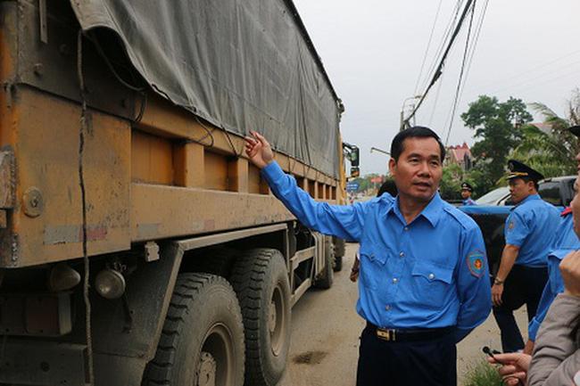 Tổng Cục trưởng Tổng cục Đường bộ: Phải có bảo kê mới cố tình chở quá tải
