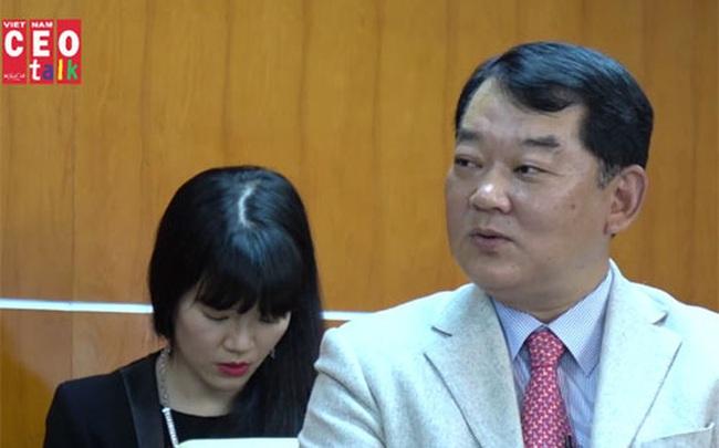 """Sếp Samsung Vina nói về """"cơ duyên"""" với Việt Nam"""
