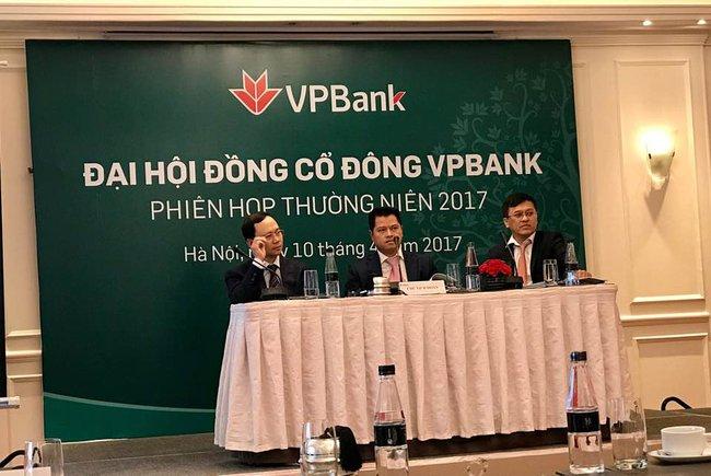 VPBank lên kế hoạch lãi 6.800 tỷ đồng trong năm nay