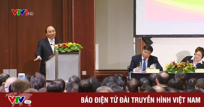 Việt Nam - Đức ký các văn bản hợp tác trị giá 1,5 tỷ Euro