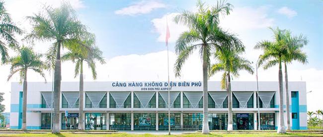 Gần 4.000 tỷ đồng nâng cấp cảng hàng không Điện Biên