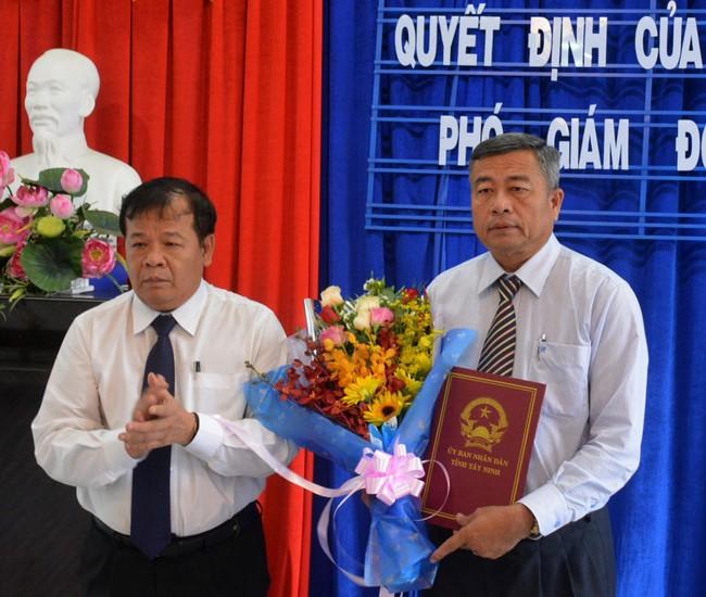Tây Ninh điều động, bổ nhiệm hàng loạt lãnh đạo chủ chốt