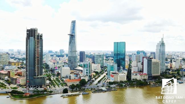 Những hình ảnh này sẽ lý giải vì sao giá nhà trung tâm tâm Sài Gòn tăng chóng mặt