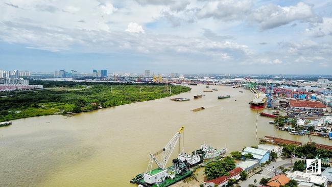 TP.HCM sẽ đổi 16 khu đất lấy cầu Thủ Thiêm 4 trị giá 5.200 tỷ