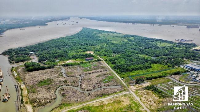 Giá đất bồi thường, tái định cư khu vực dự án 6 tỷ đô Sài Gòn Peninsula