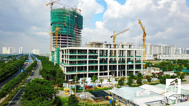 Văn phòng cho thuê vẫn là điểm sáng của bất động sản TPHCM trong năm 2018