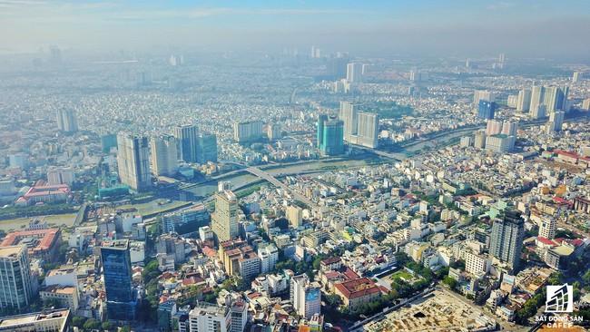 Đất đô thị TP.HCM sẽ được quy hoạch mở rộng lên khoảng 270.000 - 290.000 ha