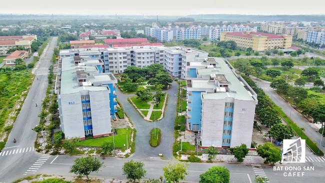 TPHCM chấp thuận chuyển đổi một phần khu dân cư Hòa Bình sang nhà ở thương mại giá rẻ