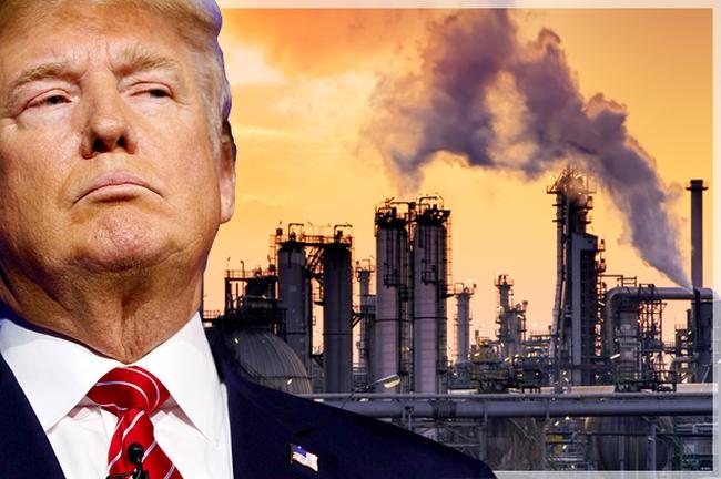 Tổng thống Trump rút khỏi hiệp định Paris, nước Mỹ lợi hay thiệt?