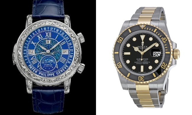10 thương hiệu đồng hồ cao cấp nhất Thụy Sỹ, muốn làm quý ông thành đạt phải tìm hiểu ngay