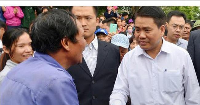 Chủ tịch Hà Nội đề nghị rút dự án thu hồi đất tái định cư ở Đồng Tâm