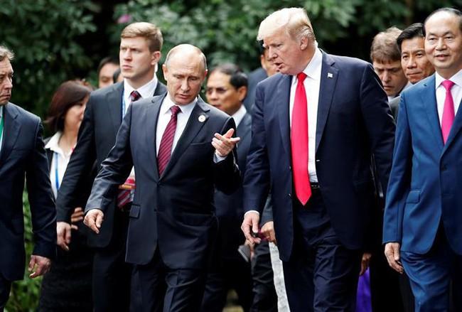 Lý do cuộc gặp giữa lãnh đạo Nga - Mỹ bên lề APEC bị hủy
