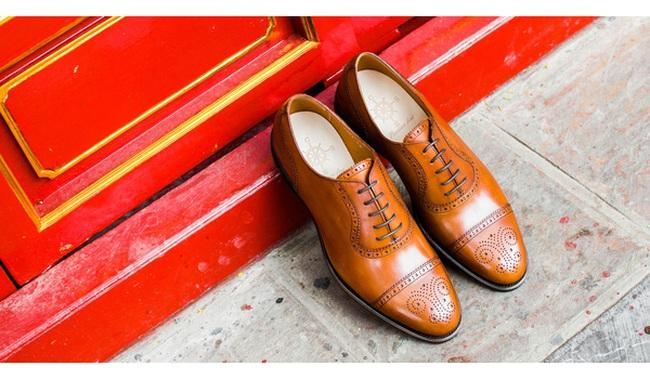 """Người thợ đóng giày miền Tây 20 năm gia công cho Ý, Nhật và giấc mơ khởi nghiệp bán giày Tây """"xịn"""" cho người Việt"""