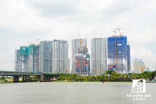 Cận cảnh những dự án đang làm thay đổi hoàn toàn diện mạo khu Đông Sài Gòn