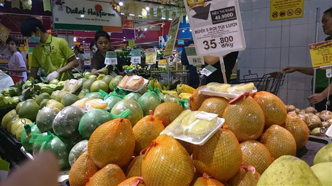 Xuất khẩu rau quả phụ thuộc vào Trung Quốc