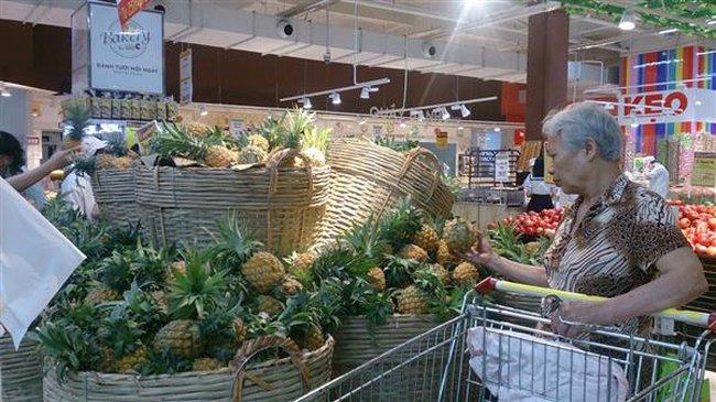 Sức ép cạnh tranh của rau quả ngày càng cao