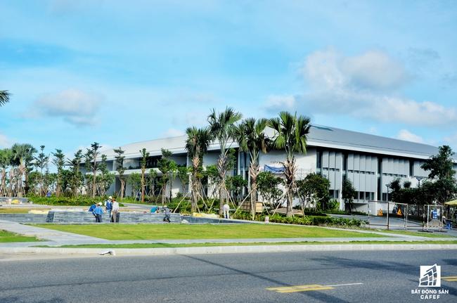 Cận cảnh loạt công trình quan trọng phục vụ APEC 2017 những ngày sắp về đích