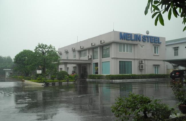 Thép Mê Lin nộp hồ sơ niêm yết cổ phiếu