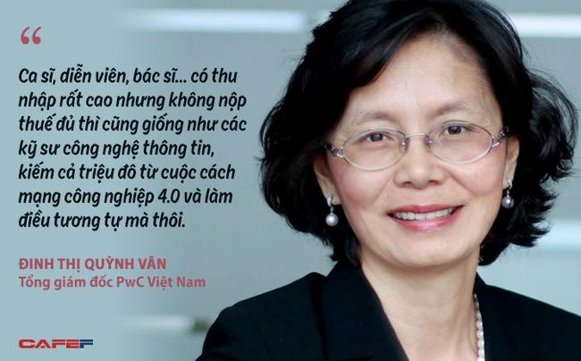 Cách mạng công nghiệp 4.0 là cơ hội để các triệu phú đôla Việt Nam trốn thuế thu nhập cá nhân?