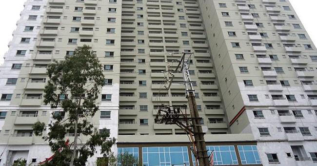 Dự án CT6 Kiến Hưng: Chủ đầu tư xây vượt phép...một tòa nhà