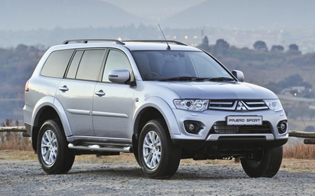 4.218 ôtô Mitsubishi tại Việt Nam được triệu hồi để sửa lỗi