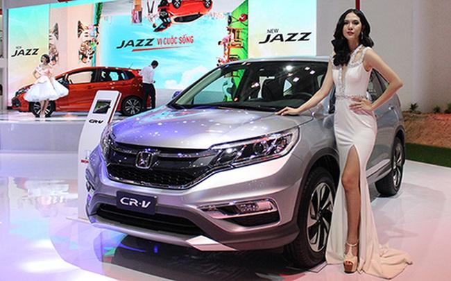 10 ôtô đắt khách nhất Việt Nam tháng 9/2017