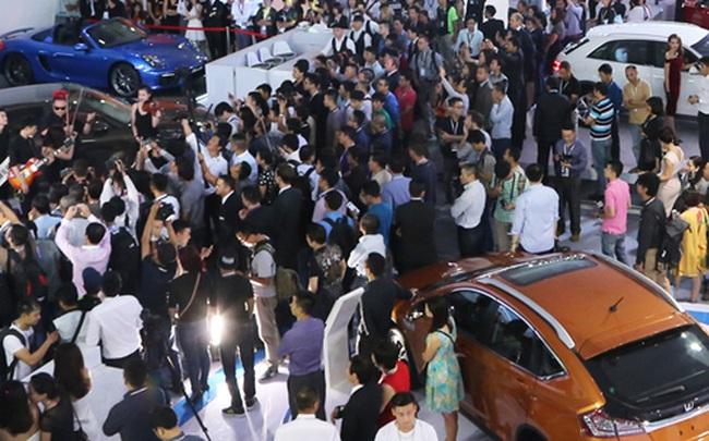 Hồi phục nhẹ, nhập khẩu ôtô vẫn chờ… 2018