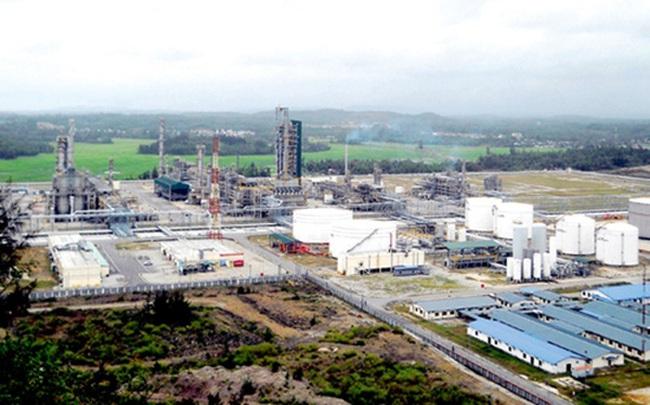 Để Dung Quất là trung tâm lọc hoá dầu quốc gia